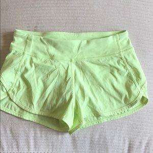 Ivivva Speedy Shorts Sz 12